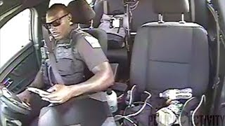 Dashcam Captures Moment SUV Crashes Into Tulsa Police Car
