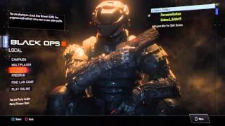 Call of duty Black Ops 3 How to play Splitscreen