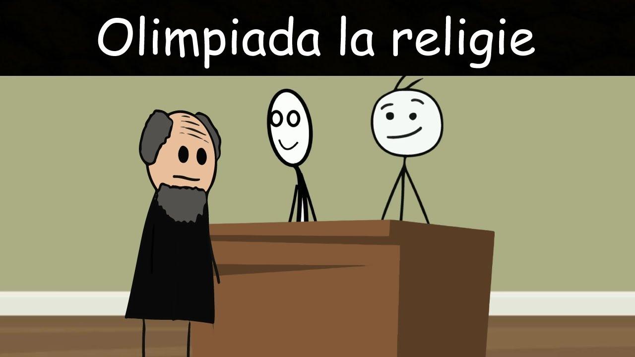ORA DE RELIGIE: Greva Rugăciunii Și Olimpiada La Religie