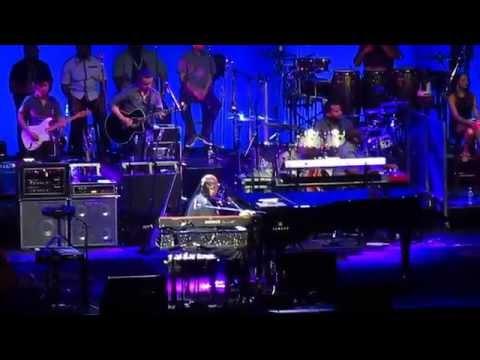 "Stevie Wonder.""Songs in the Key of Life""Verizon Center,DC 11.09.14"