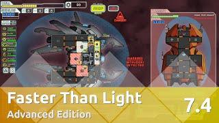 Играем в Faster Than Light Advanced Edition на Normal Kruos 46