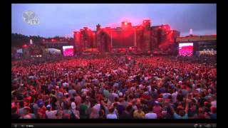 Skrillex in Tomorrowland 2012 (Full)