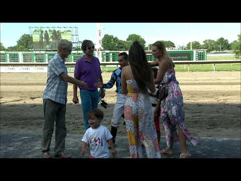 video thumbnail for MONMOUTH PARK 6-30-19 RACE 11