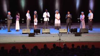heritage singers he touched me medley live from prague