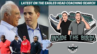 Philadelphia Eagles HC Updates: Latest on Nick Sirianni, Duce, Josh McDaniels, Eric Bienemy & Kafka
