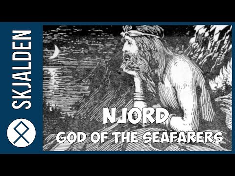 Njord God of the Seafarers In Norse Mythology