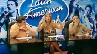 Audicion de Yina Gallego en Latin American Idol / YinaGallego.es.tl