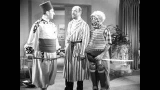"Harpo vs Kurt - The Marx Brothers in ""A Night at Casablanca"""