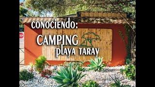 Camping Playa Taray Isla Cristina Spain Alan Rogers