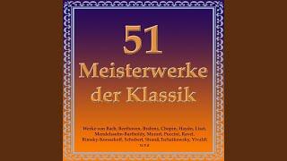 Forellenquintett A- Dur op. 114 D 667: Thema con Variazioni. Andantino-Allegretto