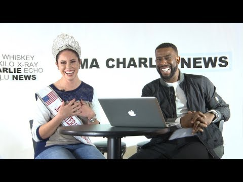 Lima Charlie Veterans Day Parade LIVE Show - with Chuck Nice [StorytellersX]