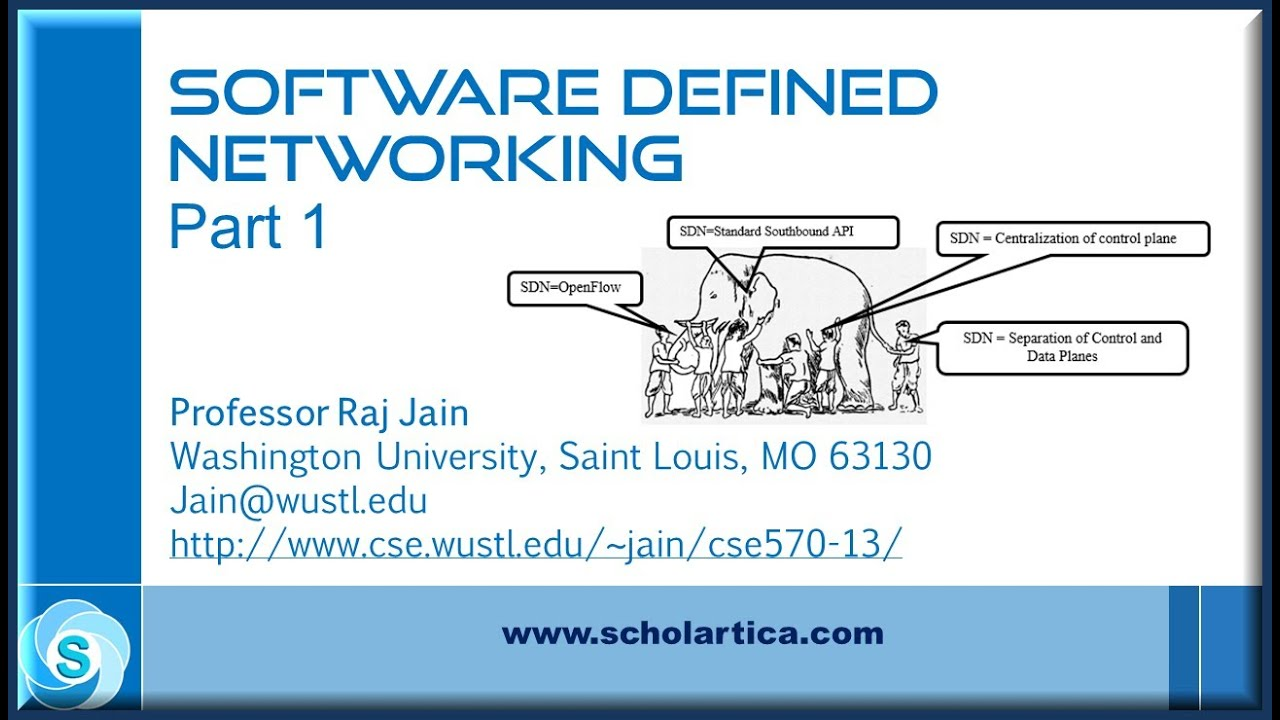 Software defined networking sdn part 1 youtube baditri Images