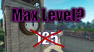 What is the Max Power Level in Fortnite Save the World?