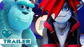 Kingdom Hearts 3 Trailer (2018) D23 2018