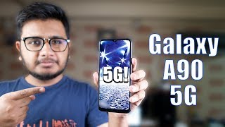 Samsung Galaxy A90 5G Is Official | First Midrange 5G Device.