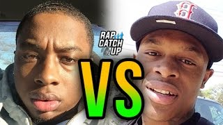 Tay600 VS Booka600: Twitter Beef