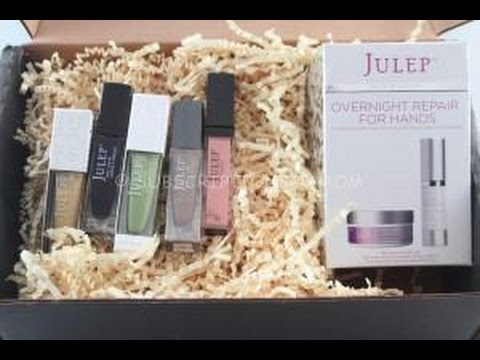 Julep Jewel Heist Mystery Box Review + FREE Subscription Box