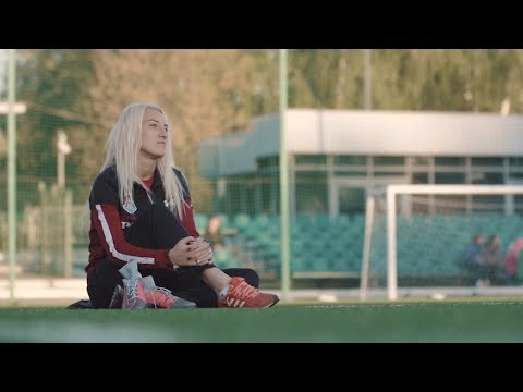 Первый год женской команды «Локомотив». Мини-фильм
