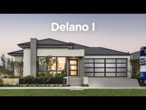 Delano I Display Home Dale Alcock Homes Youtube