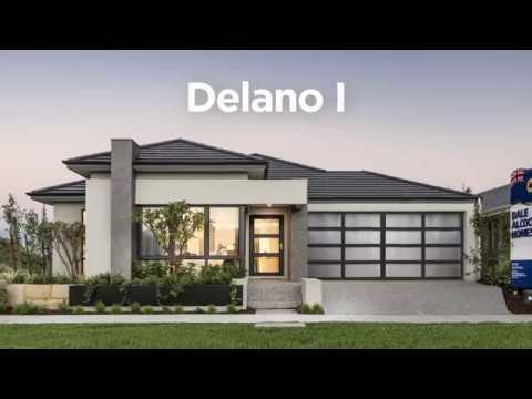 Delano I Display Home - Dale Alcock Homes