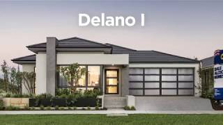 Delano I Display Home - Dale Alcock Homes