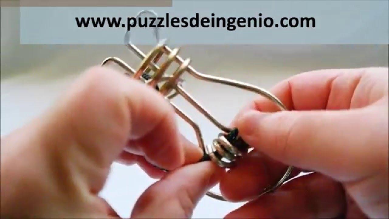 Solution Puzzle Gluhbirne Jean Claude Constantin