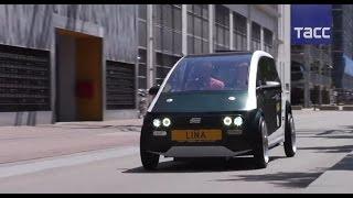Первый в мире  биоразлагаемый  автомобиль создан в Голландии