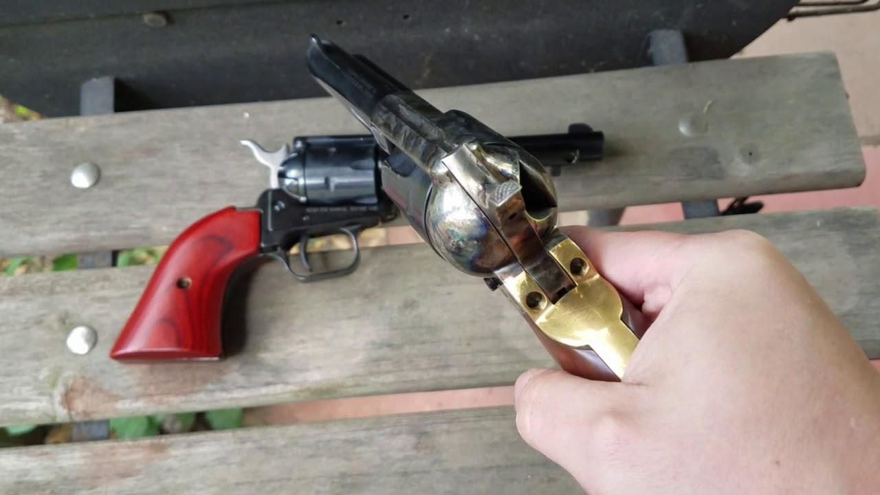 Shooting the Cimarron Pistolero  45LC
