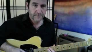 Tim Lerch - Ted Greene Blues in E Lesson