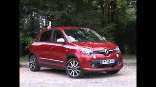 Essai Renault Twingo Sce 70 EDC Intens (2017)