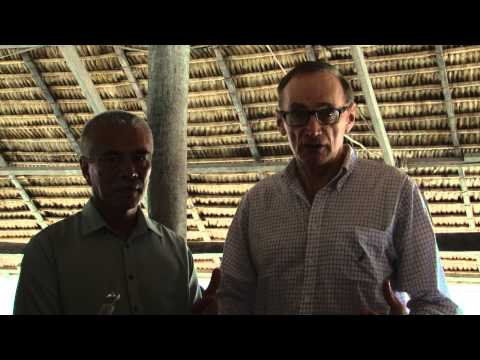 Foreign Minister Carr speaks on climate change from Kiribati