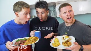 YOUTUBER COOK OFF ft BEHZINGA