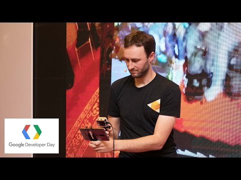 Introduction to Tango (Google Developer Day 2016)