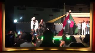 Pulisound Pictures Present: Ninjaman vs. Cocoa Tea CLASH on Sizzla´s Birthday Party - Feat. Ghost