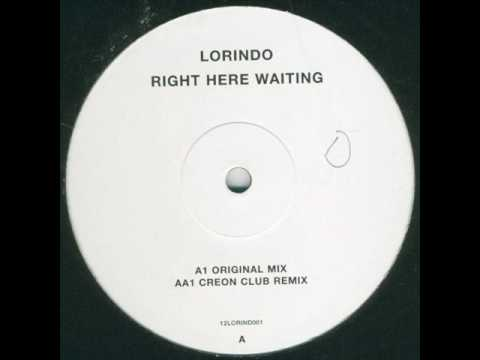 Download Lorindo -  Right Here Waiting