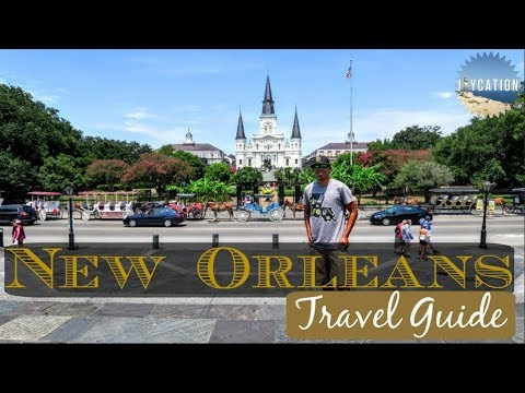 TOP PLACES TO VISIT IN NEW ORLEANS LOUISIANA | NOLA TRAVEL GUIDE