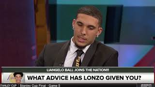 LiAngelo Ball CONFIDENT he can play in NBA