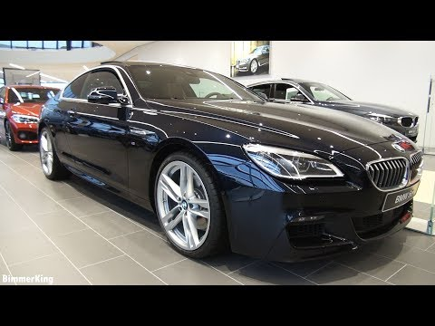 2017 BMW 640i coupe 2 doors - NEW Review Full Interior Exterior
