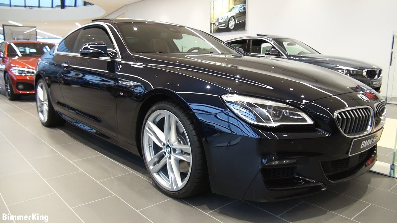 2017 Bmw 640i Coupe 2 Doors New Review Full Interior Exterior
