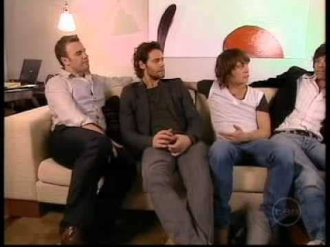 TAKE THAT   INTERVIEW PART 04VIDEO HITS 25 03 07