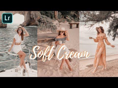 Lightroom Mobile Presets Free Dng | Lightroom Tutorial New 2019 | Soft Cream Preset