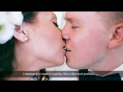 Happiness Unlimited: Ulyana and Vitaliy