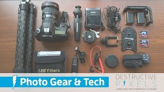 what s in my camera bag landscape photography apr 2016