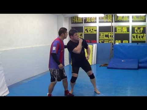 Learn Leg Scissors Kani Basami Inside Heel Hook w/AZ Catch-Jitsu & Sambo Coaches