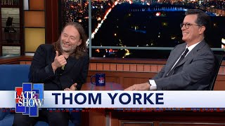 Thom Yorke: We Live In Strange Times (It's Not My Fault)