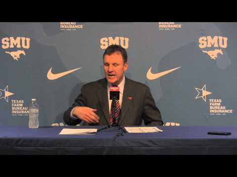 SMU Football Signing Day 2015 - HC Chad Morris - Press Conference
