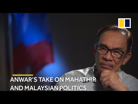 Anwar's take on Mahathir and Malaysian politics