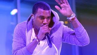 Kanye West Disses Jay-Z Justin Timberlake Song and Grammys in Freestyle Rap!