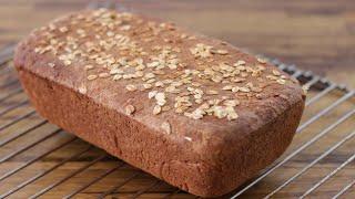 Easy Honey Oatmeal Bread Recipe