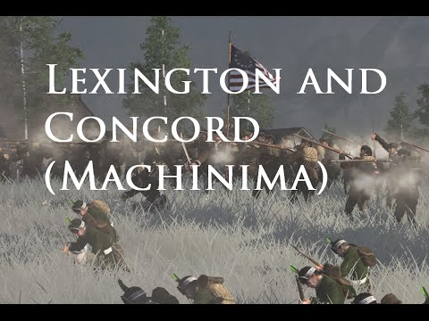 (ETW) Battle of Lexington and Concord